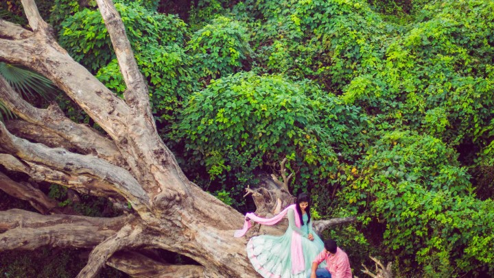 Pre-Wedding Shoot – The Wedding Swaggers way – unfolding mystery behind great shoot